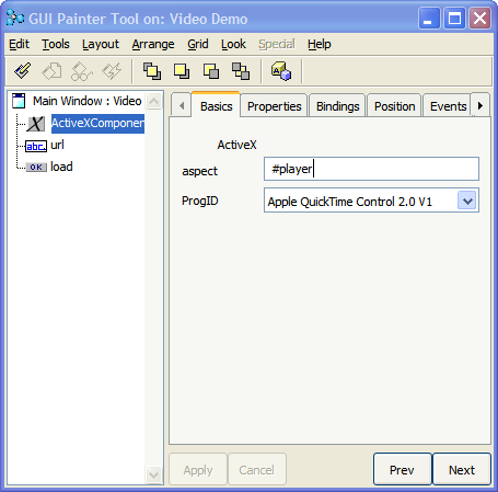 Using ActiveX Controls with VisualWorks