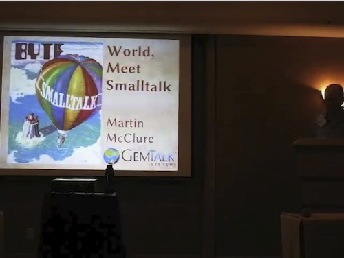 World Meet Smalltalk