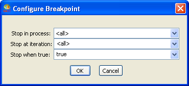 Configure a Breakpoint